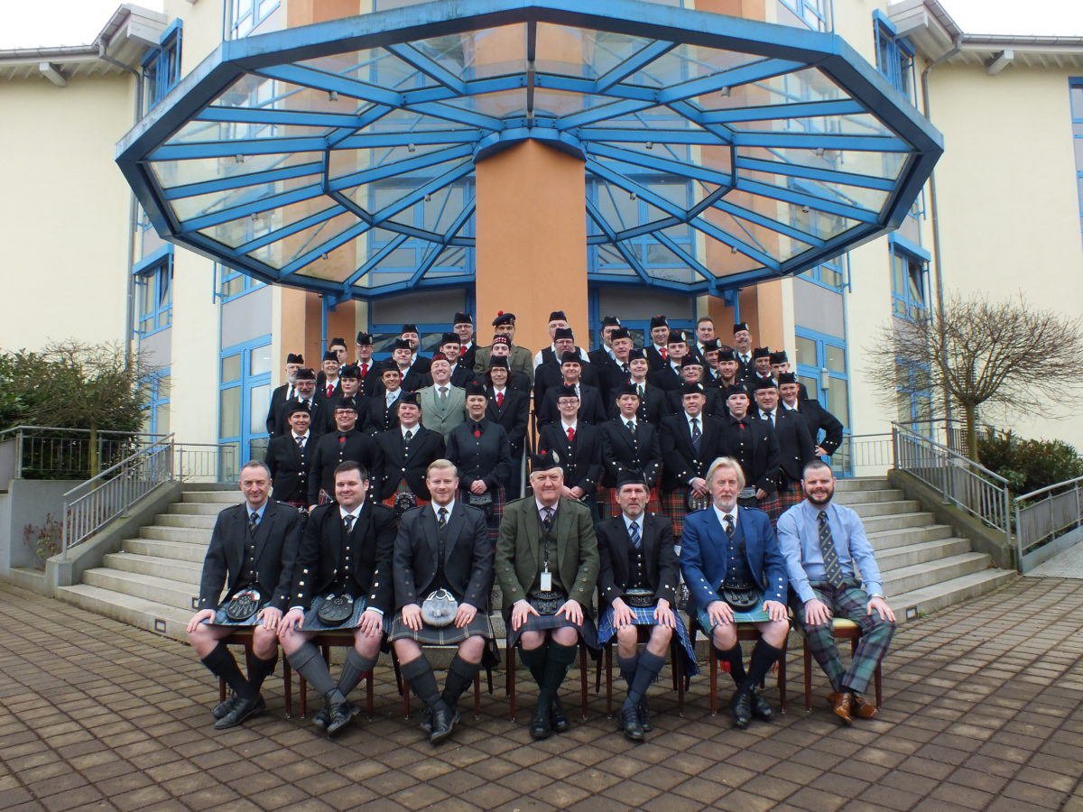 "Foto © ""College of Piping"""